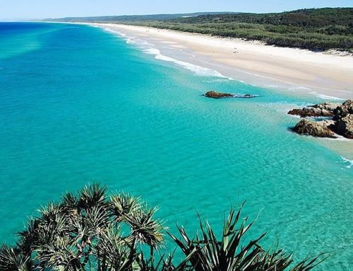 Wow – North Stradbroke island !#brisbane #queensland #sunshine #salt #sand #sun #sunscreen  great pic by @benmulder